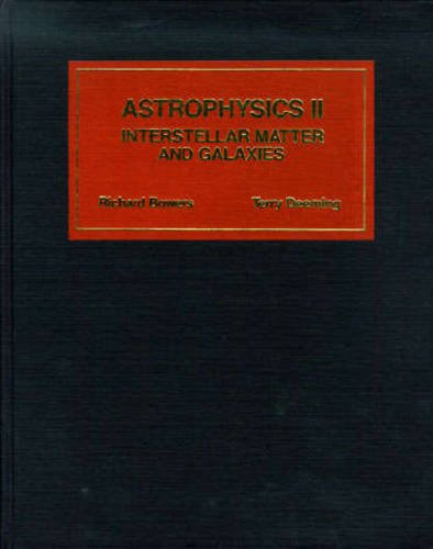 Astrophysics II: Interstellar Matter and Galaxies