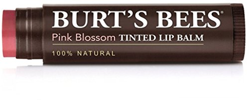 Burt s Bees Tinted Lip Balm Rose – 0.15 oz
