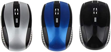 kebyy 2.4GHz Wireless Optical Gaming Mouse Mice with USB Receiver for PC Laptop