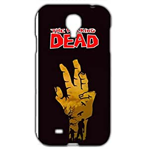 The Walking Dead Phone Case,Samsung Galaxy S4 Phone Case Cover,Hard Plastic Phone Case Cover For Samsung Galaxy S4