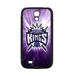 Special Designed Samsung Galaxy S4 i9500 TPU Case with Sacramento Kings Team Logo-by Allthingsbasketball