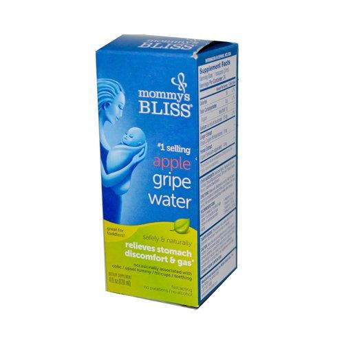 Mommy's Bliss Gripe Water Apple - 4 fl oz