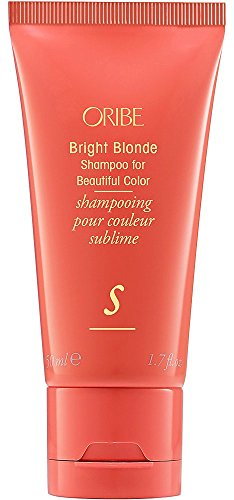 - ORIBE Bright Blonde Shampoo for Beautiful Color, 1.7 Fl Oz