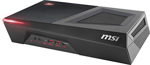 MSI Trident 3 8RC-003US Enthusiast Gaming Desktop GTX 1060 6G i7-8700 16GB 256GB SSD + 1TB HDD Win 10 VR Ready + KB and Mouse