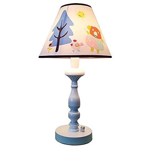 WUTONG Lámpara de mesa de animales de dibujos animados ...