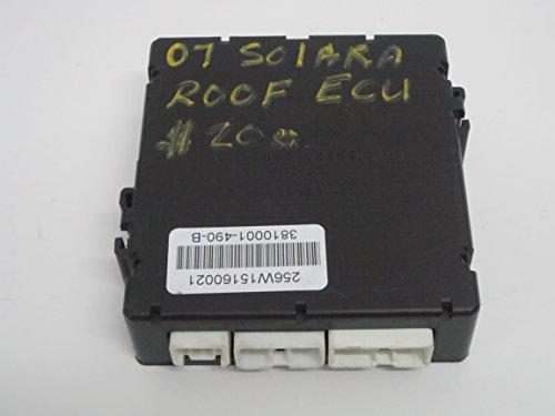 04 05 06 07 08 TOYOTA CAMRY SOLARA CONVERTIBLE ROOF COMPUTER 8592106011 ()