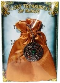 Lost Treasures of Albion Lyonesse for Beauty /& Mystery Pendant Charm Amulet Talisman