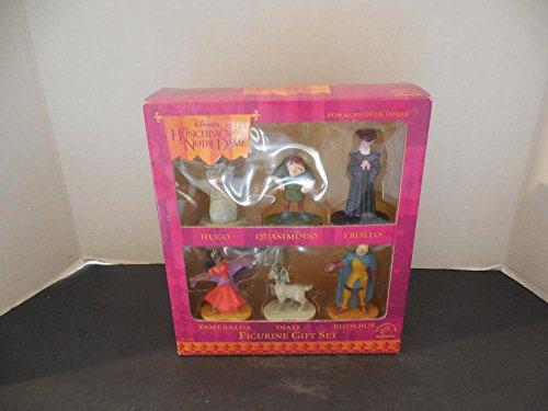 Disney's Hunchback Of Notre Dame Figurine Gift Set Esmeralda Djali