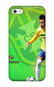 Quality AmandaMichaelFazio Case Cover With Neymar Brazil World Cup 2014 Nice Appearance Compatible With Iphone 6 plus 5.5