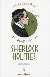 Les aventures de Sherlock Holmes, tome 3 par Conan Doyle