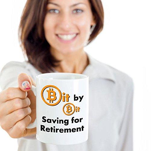 Bitcoin Retirement Plan Mug   Bitcoin Gift   Bitcoin Travel Mug   Bitcoin Coffee Mug   Bitcoin Mug   11Oz 15Oz