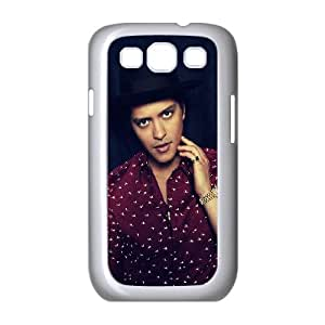 Bruno Mars Samsung Galaxy S3 9300 Cell Phone Case White Phone cover J9730889