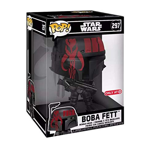 Funko Pop Star Wars Boba Fett, Multicolor (297B)