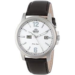 Orient Men's FEM7J00AW9 Starfish Classic Everyday Casual Timepiece Watch