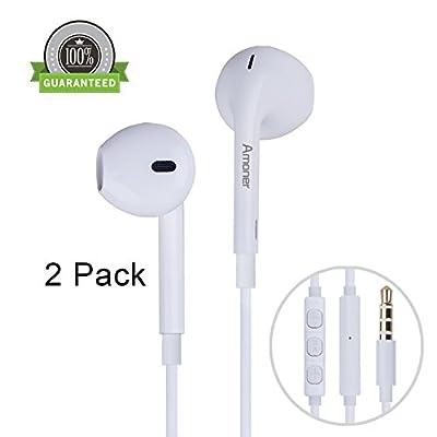 Amoner Premium Earphones/Headphones/Earbuds