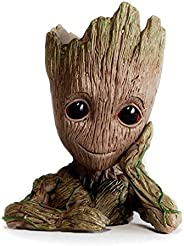 Vaso Baby Groot Colecionável Geek Personagem Para Suculenta