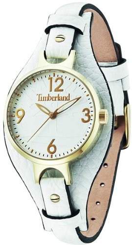 Watch Timberland Deering 14203lsg-01 Women´s White