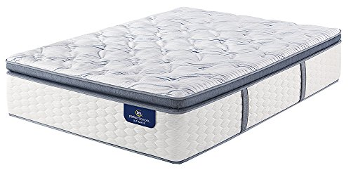 Serta Perfect Sleeper Ultimate Plush Super Pillow Top 900 Innerspring Mattress, -