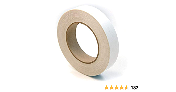 CS Hyde 19-5R UHMW .005 Mil Tape with Rubber Adhesive 8.625 x 36 Yards