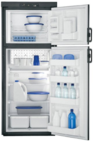 Dometic DM2862RB 8.0 Cubic Feet 2-Way Refrigerator