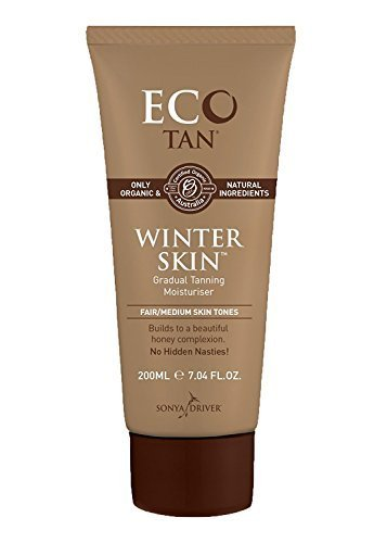 Winter Skin Self Tanner + Moisturizer , E-Cotan