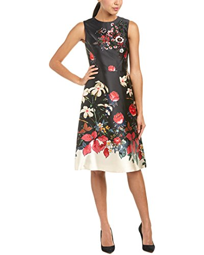 Teri Jon Womens by Rickie Freeman Sheath Dress, 8