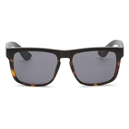 c2f8d4b1645d9 Vans Squared Off Sunglasses - Matte Black Cheetah  Amazon.co.uk ...