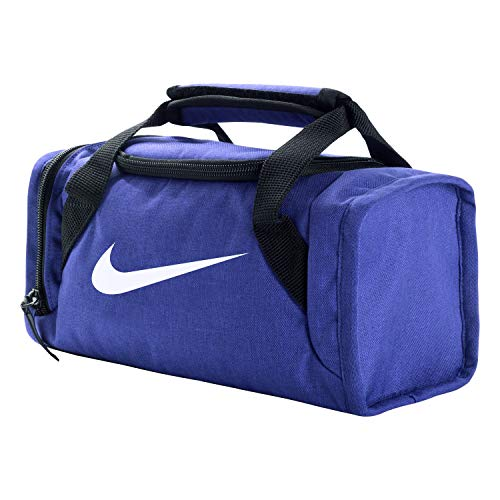 NIKE Children's Apparel Kids' Little Top Handle Fuel Pack, Game Royal Heather, S - Nike Bags College