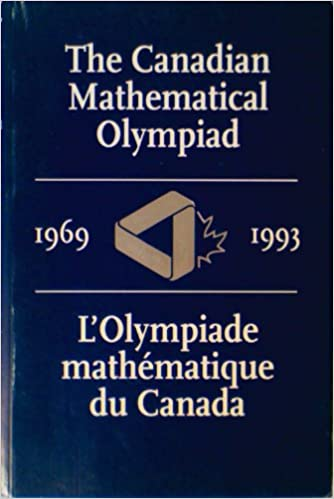 The Canadian Mathematical Olympiad, 1969-1993