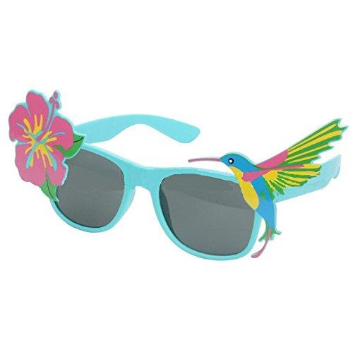 Funny Hawaiian Tropical Sunglasses Party Glasses Party Costume for Adult - Sunglasses Hawaiian