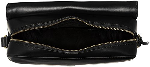 Raf Shoulder Bag Royal Black RepubliQ Women's Black Curve Handbag 01 OrOBEqc