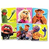 THE MUPPETS STICKERS (100 per roll)