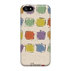 Forever Collectibles Watercolour Shelf Hard Snap-on Iphone 5/5s Case by mcsharks
