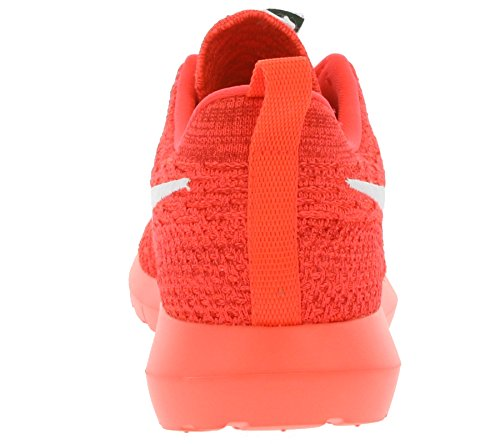 BRIGHT US M RED UNIVERSITY 13 Men's Flyknit NM CRIMSON Nike Roshe WHITE vnwIBqqPx