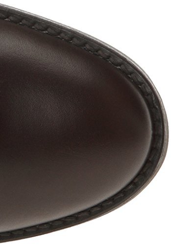 Aigle Chantewarm Sh2 - Botas de cuero mujer marrón - marrón oscuro