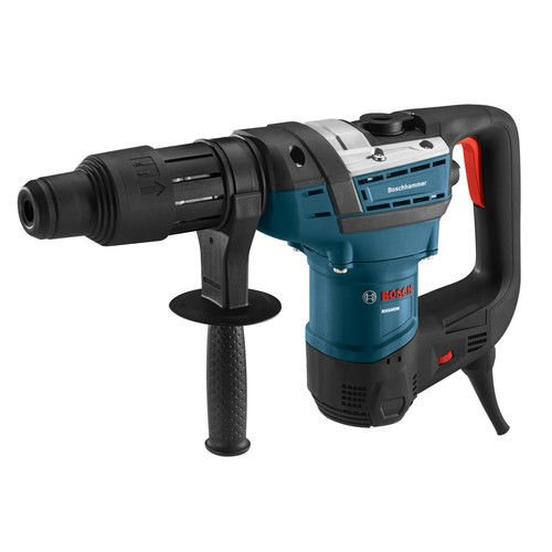 Sds Max Combination Hammer Drill - Bosch RH540MRT 12 Amp 1-9/16 in. SDS-Max Combination Rotary Hammer (Certified Refurbished)