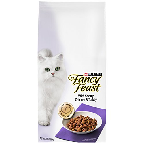 Fancy Feast Gourmet - Savory Chicken & Turkey Formula - 7 lb
