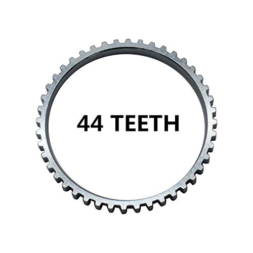 TAKPART 44 Teeth Front Near/Off Side ABS Reluctor Ring: