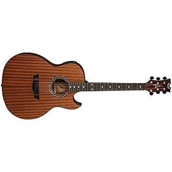 dean guitars 6 string dean exhibition acoustic electric guitar w aphex satin. Black Bedroom Furniture Sets. Home Design Ideas