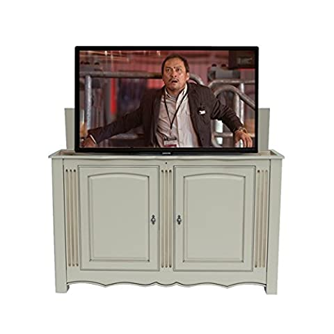 TV Lift - Handcrafted Trinity TV Lift Cabinet (Economy System) (40