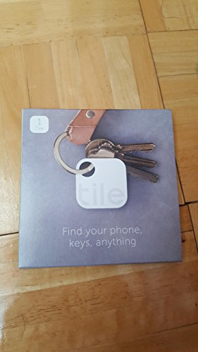 Tile (Gen 2) - Key Finder. Phone Finder. Anything Finder - 2 Pack by Tile