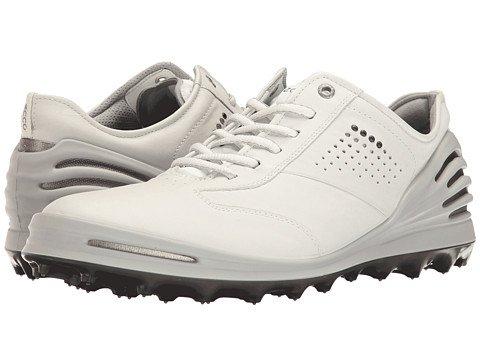 (エコー) ECCO メンズゴルフシューズ靴 Cage Pro [並行輸入品] B07F2QDBJJ 39 (US Men's 5-5.5) (n/a) D - M ホワイト