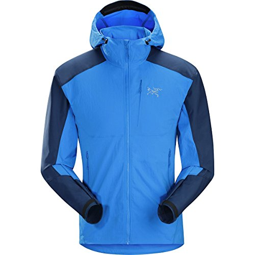 Arcteryx Psiphon Fl Hooded Softshell Jacket   Mens Rigel  S