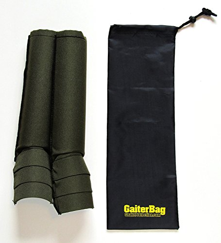Snake Gaiters Storage Bag Protection