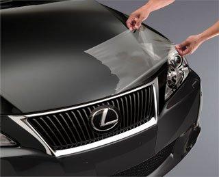 Película transparente protectora para parachoques de coche, ideal para evitar arañazos sobre la pintura: Amazon.es: Coche y moto