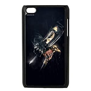 iPod Touch 4 Case Black Assassins Creed Syndicate Jacob Frye SU4332941