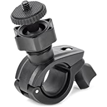 STEELMATE Universal Motorcycle Bicycle Swivel Mount Holder for DV / Camcorder