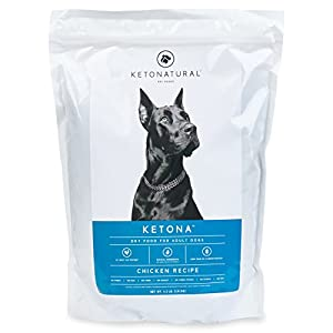 Ketona Chicken Recipe Dry Food For Adult Dogs (4.2 lb.)