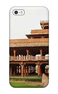 For Iphone 5/5s Premium Tpu Case Cover Fatehpur Sikri Nature Other Protective Case