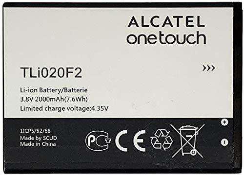 O4L New OEM Alcatel TLi020F2 7040T 7040N 7040 Fierce 2 A564C Pop Icon Pre Paid 2000 mAH Battery